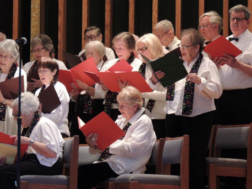 Joy Singers - Rehearsal and Fellowship